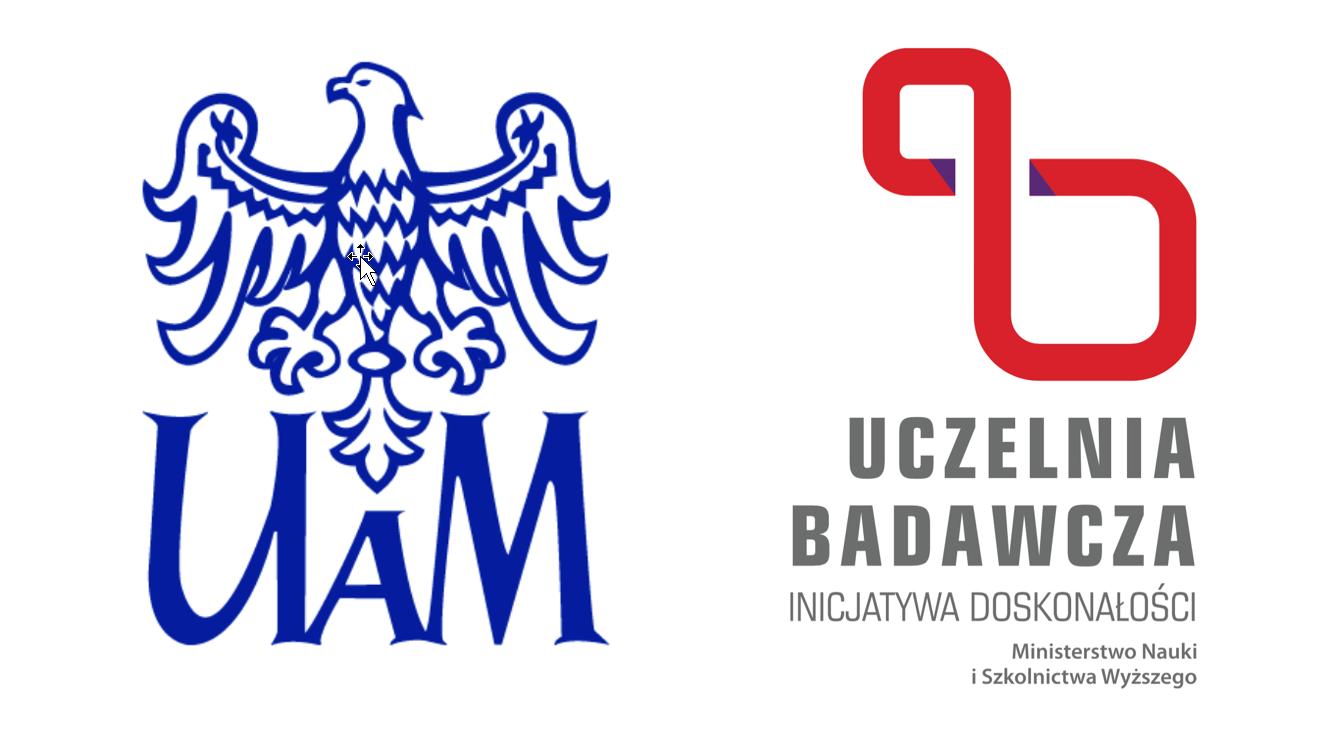 Logo projektu inicjatywa doskonałości - uczelnia badawcza